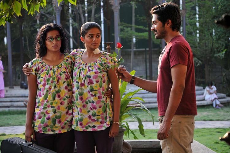 Charulatha Movie Priyamani Siamese Twins Photos