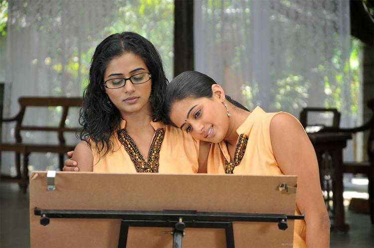 Priyamani Nice Pic in Charulatha Movie