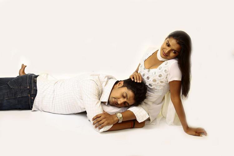Prakruthi and Viraat Latest Still In Good Morning