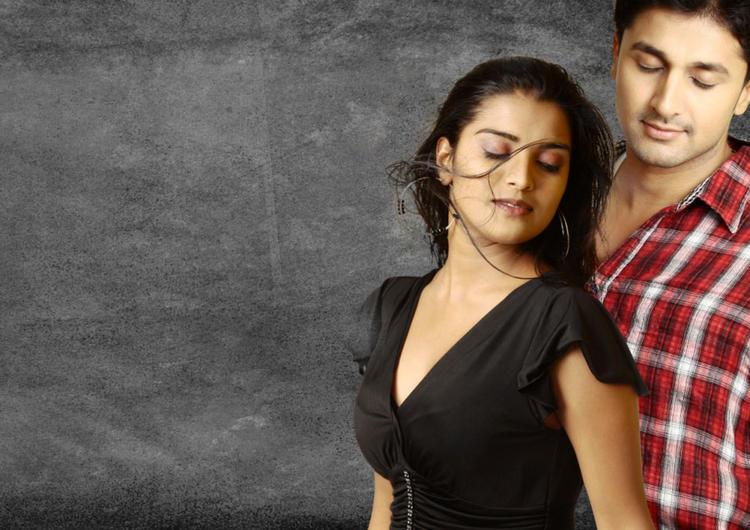 Prakruthi and Viraat Sexy Still In Good Morning Movie