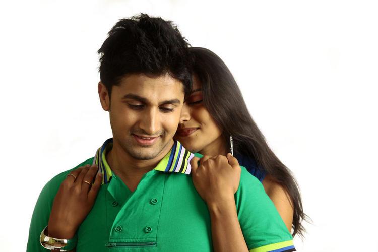 Prakruthi and Viraat Vellanki Romantic Pic In Good Morning