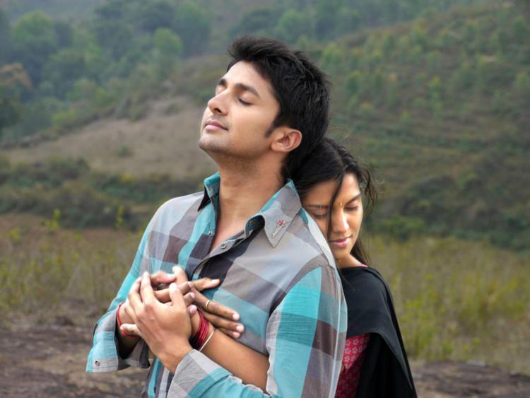 Viraat Vellanki and Prakruthi Hot In Good Morning Movie Still