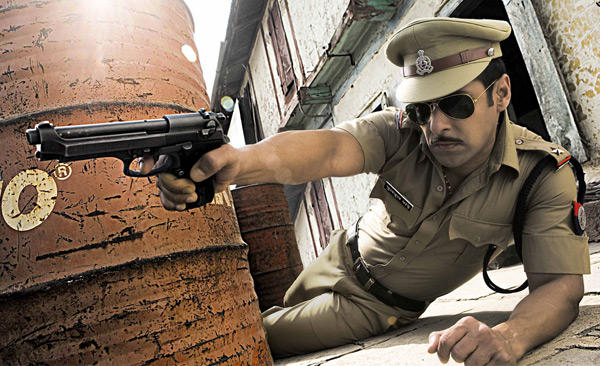 Salman Khan Would Be Hoping Only Chulbul Pandey In Dabangg 2