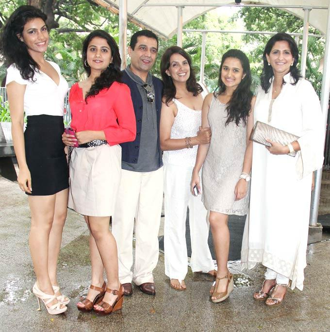 Celebs Spotted at Viveck Vaswani 50th Birthday Bash