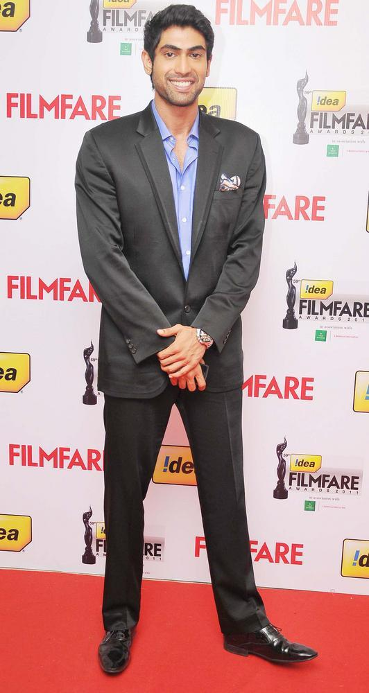 Star Spotted at 59th Filmfare South Awards