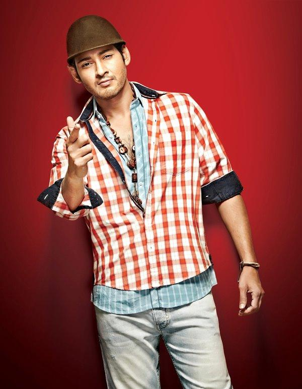 Sexy Actor Mahesh Babu Stylist Pose Photo Shoot