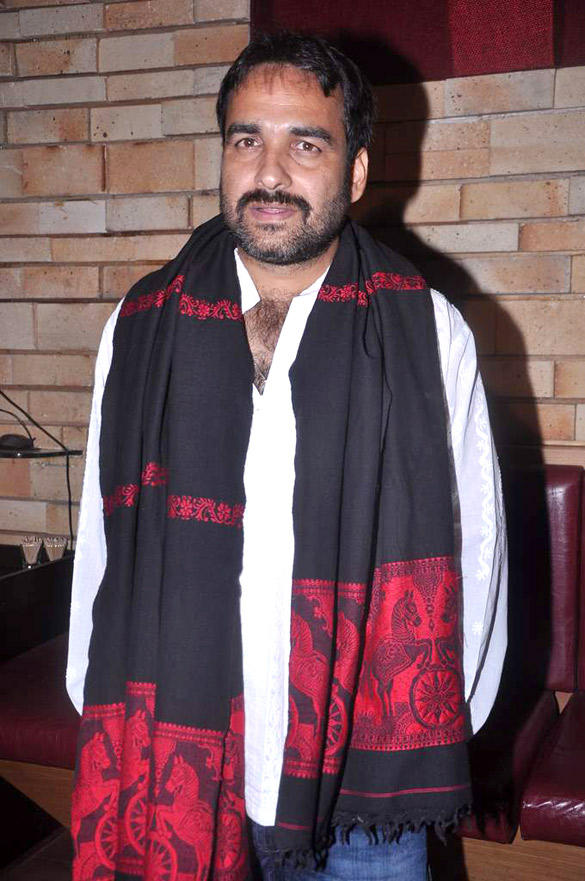 Pankaj Tripathi at MTV New Show Rush Press Meet In Red Ant Cafe