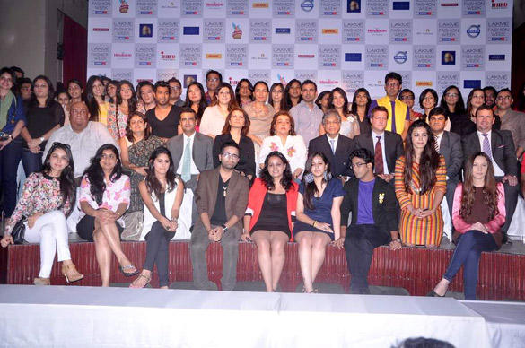 Celebs at Lakme Fashion Week Press Meet 2012