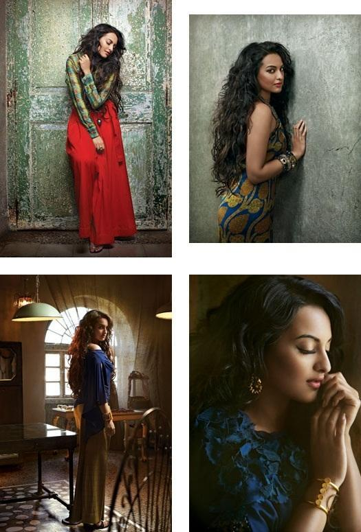 Sonakshi Sizzling Photo Shoot for Verve India Magazine 2012