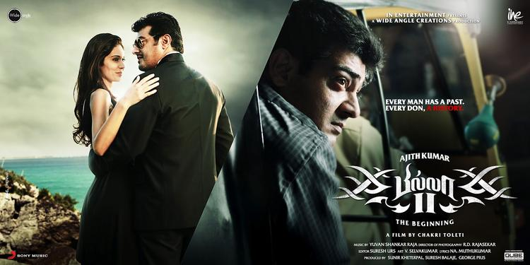 Ajith Billa 2 Movie Latest Posters