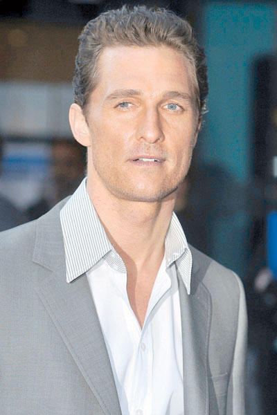 Matthew McConaughey and wife Camila Alves Are Expecting Their Child