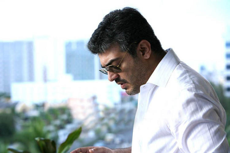 Ajith Kumar In Mankatha