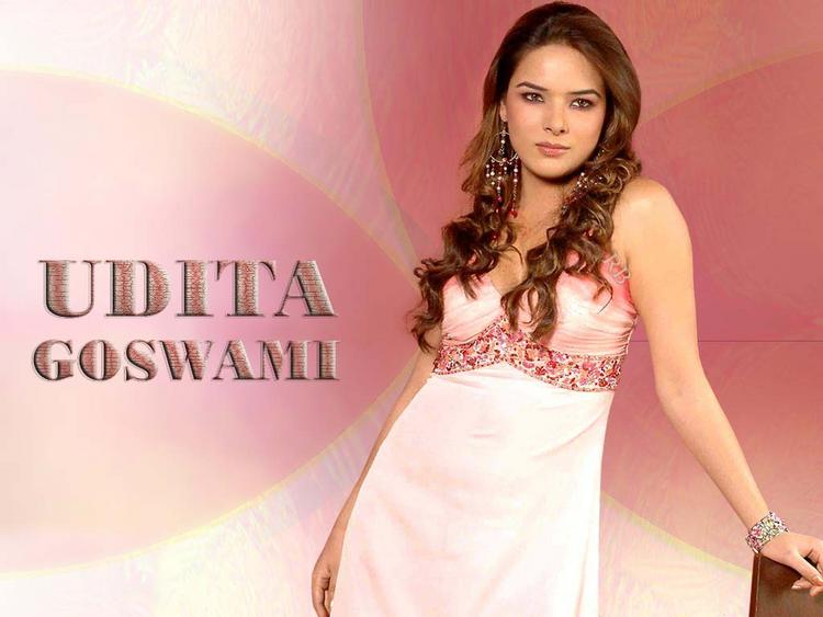 Udita Goswami Sizzling Hot Wallpaper