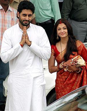 Aishwarya and Abhishek Nice Still