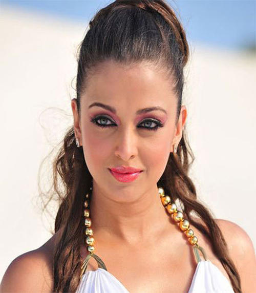 Aishwarya Rai Shiny Beauty Face Still In Robot