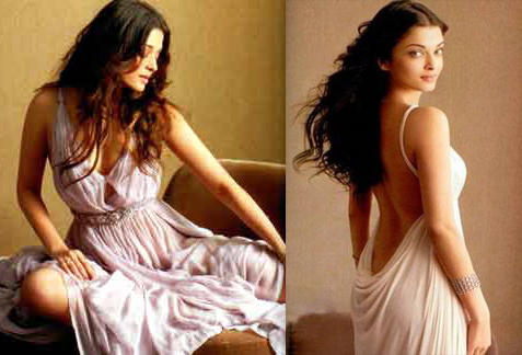 Aishwarya Rai Sizzling Sexy Photo Shoot For Vogue