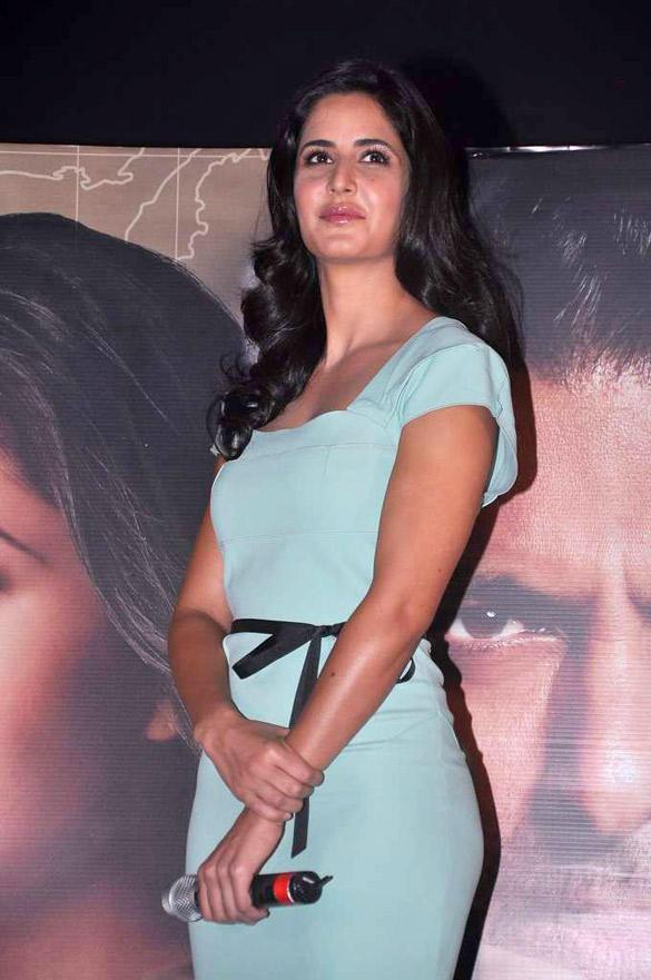 Katrina Kaif Launches Ek Tha Tiger Song Mashallah