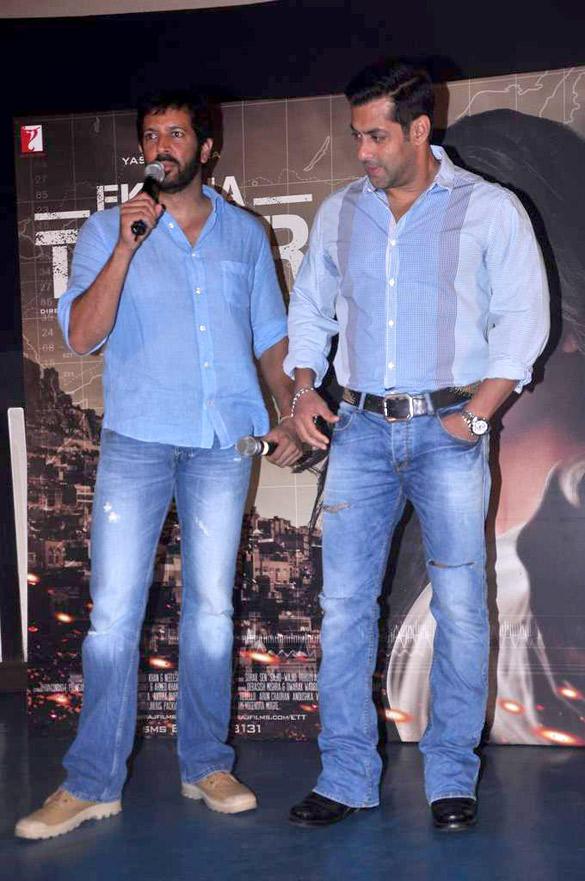 Salman Khan at Ek Tha Tiger Music Launch Event
