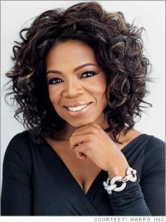 Oprah Winfrey Nice Look Pic
