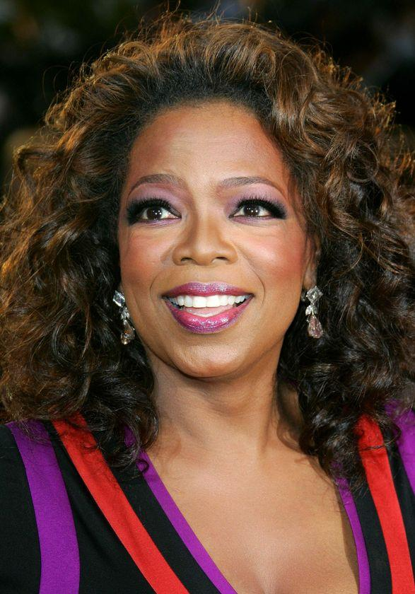 Oprah Winfrey Sweet Smile Gorgeous Pic