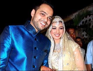 Ayesha Takia and Farhan Azmi Wedding Still