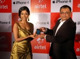 Paoli Dam at The IPhone 4 Launch Ceremony