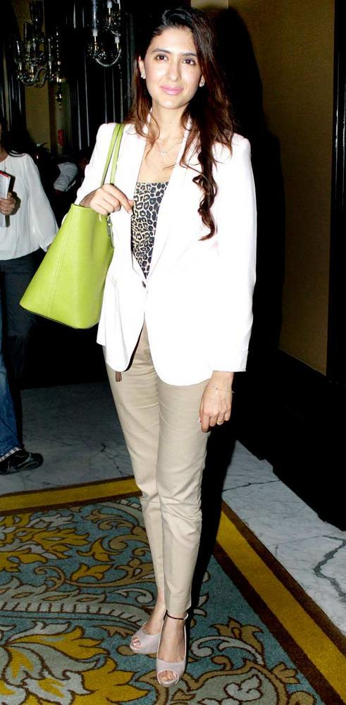 Celeb at NDTV Marks For Sports Event