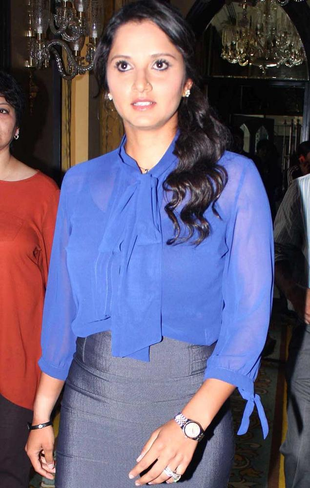 Sania Mirza at NDTV Marks For Sports Event