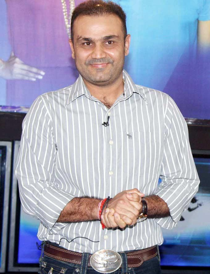 Virendra Sehwag Create Awareness About Sports Importance In Kids Life