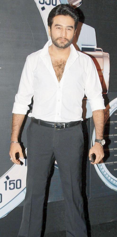 Shekhar Ravjiani At Raymond Weil Store Launch Party