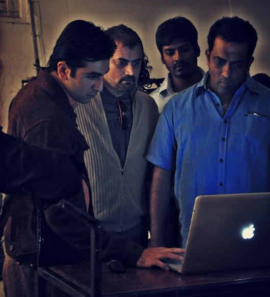 Most Awaited Ranbir Kapoor Barfi On Location Photos