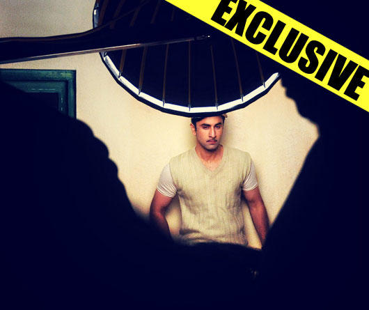 Ranbir Kapoor Latest Still In Barfi