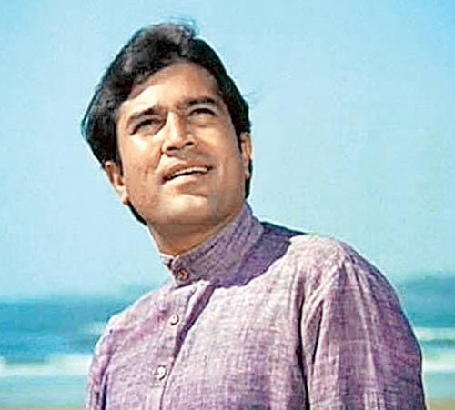 Kaka A Terminally ill Patient In This Film,Rajesh's Chemistry with Amitabh Was The Talking Point of The Film Anand