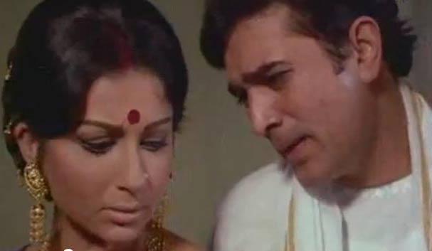 Pushpa Mujhse Ye Aansu Dekhe Nahi Jaate I Hate Tears Most Popular Dialogue In Amar Prem By RK