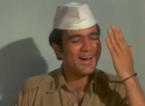 RK's Evergreen Dialogue Kisi Badi Khushi Ke Intezaar Mein Hum Yeh Chote Chote Khushiyoon Ke Mauke Kho Dete Hain In Bawarchi