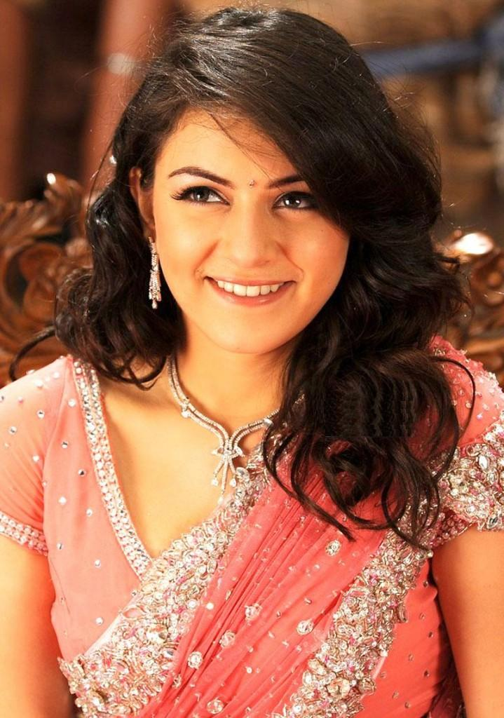 Hansika Motwani Cute Smile Photo