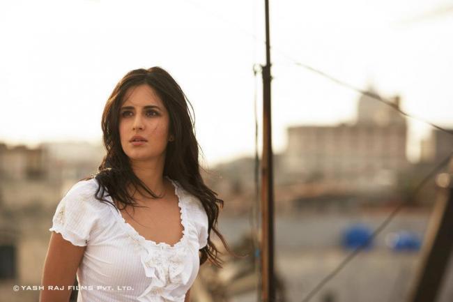 Katrina Kaif Stunning Pic In Ek Tha Tiger