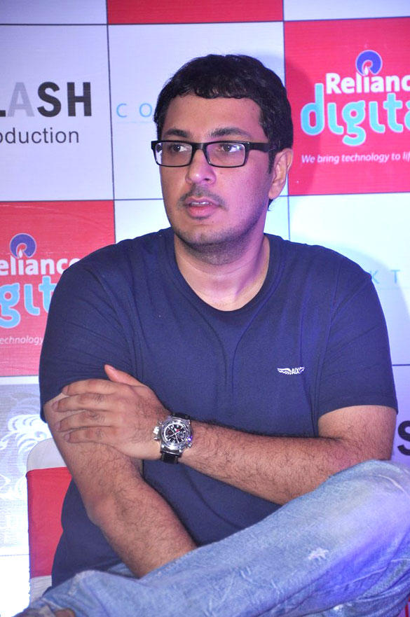 Dinesh Vijan Spotted To Promoting Cocktail