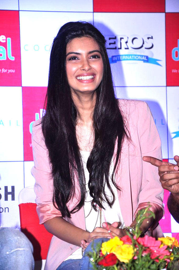 The Gorgeous Diana Penty Was Spotted Promoting Her Film Cocktail
