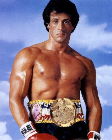 American Star Sylvester Stallone Still