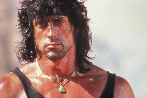Sylvester Stallone in Big Boss