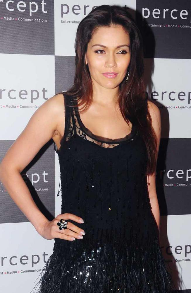 Celebs at Percept Excellence Awards 2012