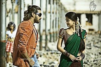 Upendra and Nayanthara Kannada Movie Latest Still