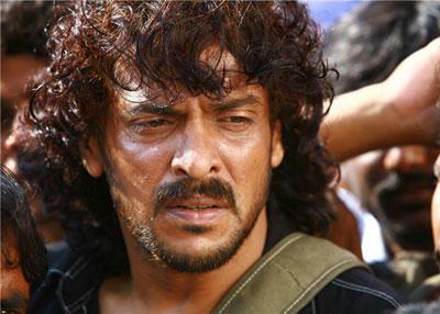 Upendra Curly Hair Stunning Face Look Still