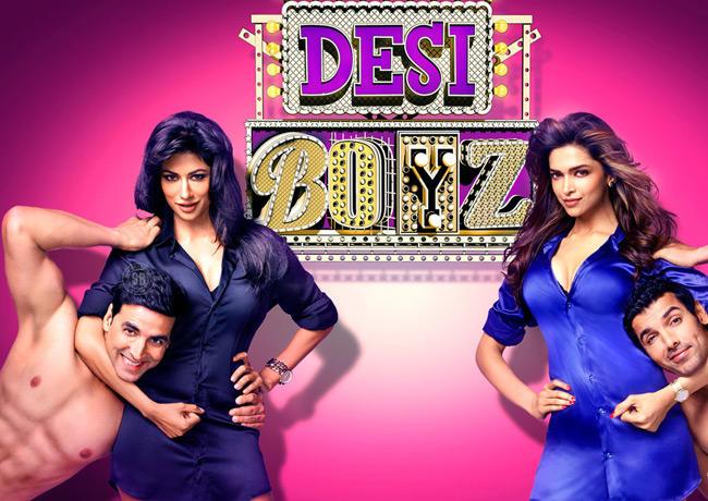 Sex Comedian Movie Desi Boyz Latest Still