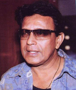 Mithun Chakraborty Cute Face Look Pic