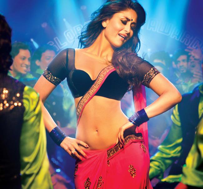 Kareena Kapoor Halkat Jawaani Item Song Spicy Dance Still