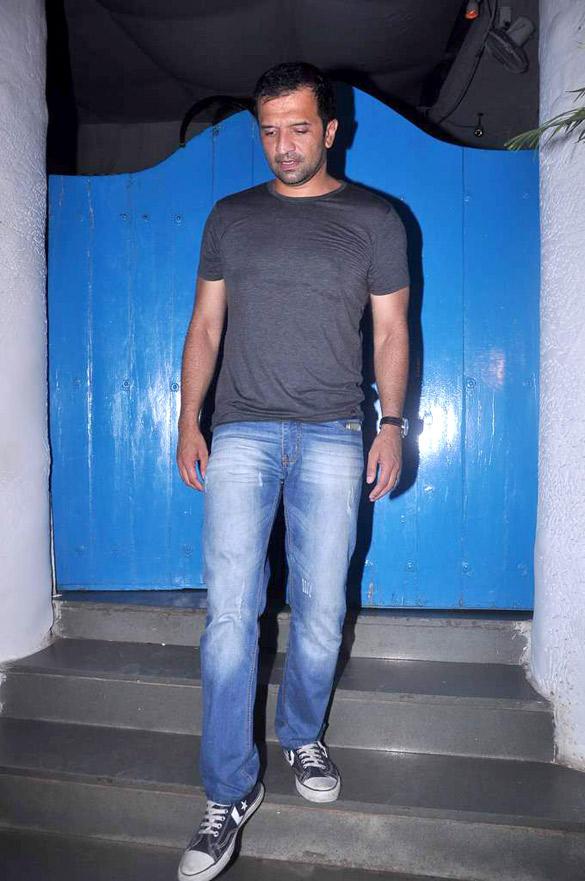 Atul Kasbekar At Cocktail Movie Success Bash