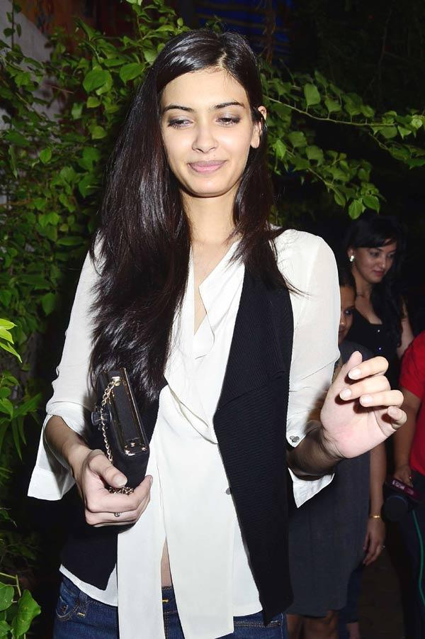 Diana Penty at Cocktail Movie Success Bash