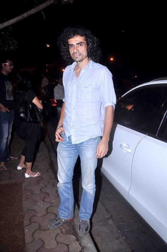 Imtiaz Ali at Cocktail Movie Success Bash